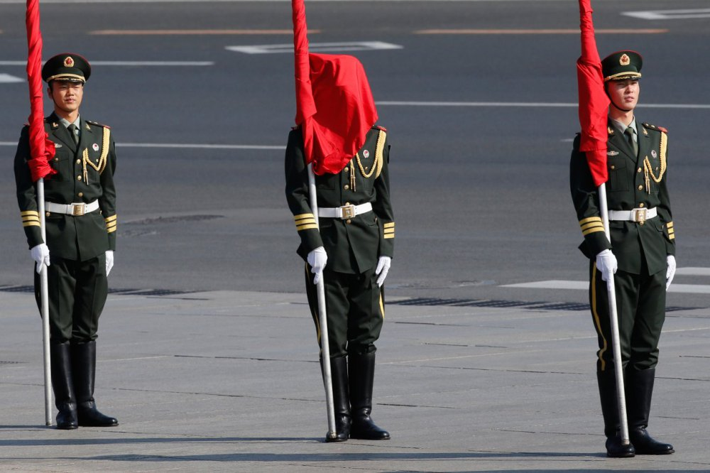 china-honor-guard-flag-cover
